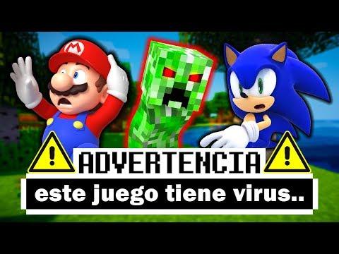7 Videojuegos que en Secreto Tienen Virus y Malware