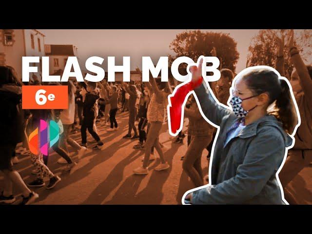 Flashmob 6ème 2020