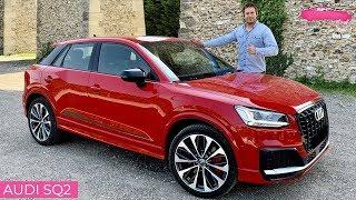 Essai détaillé Audi SQ2 avec...300 CHEVAUX! - Le Vendeur Automobiles