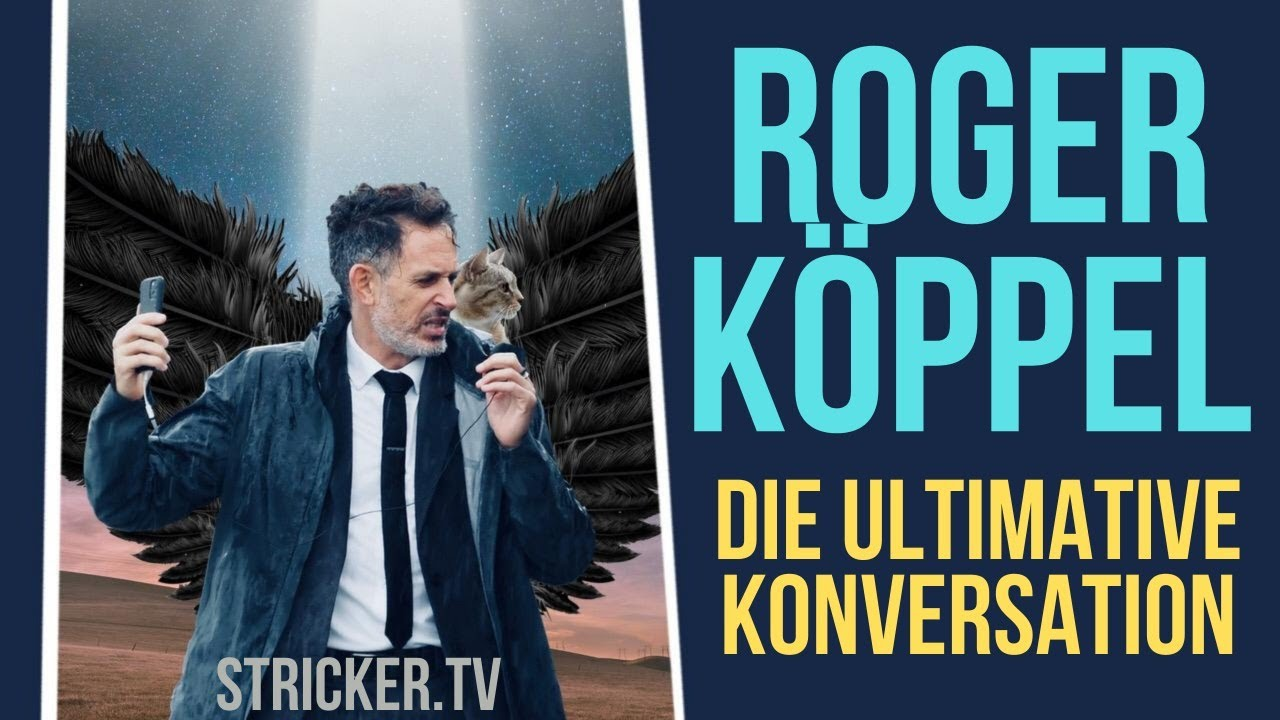 Roger Köppel – Die ultimative Konversation
