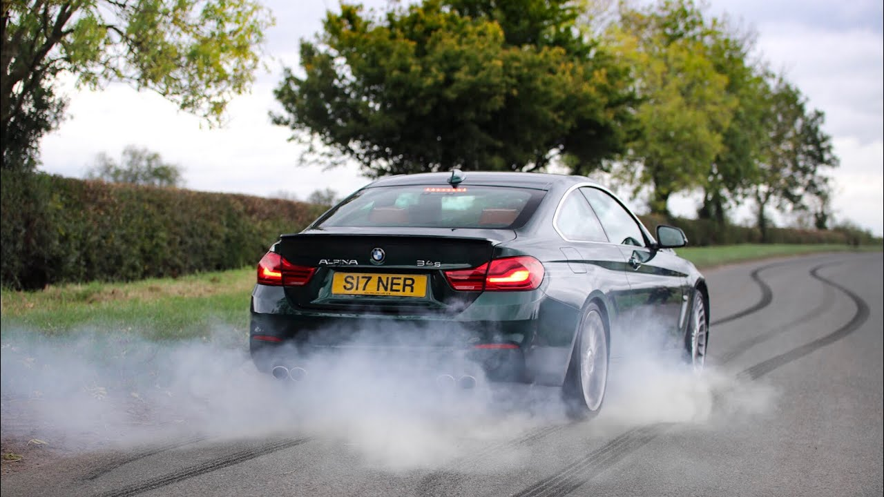 Why Would You A Bmw M4 Alpina B4s
