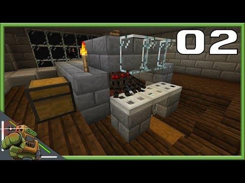 Spider Farm | Minecraft Let's Play | Season 1 Episode 2