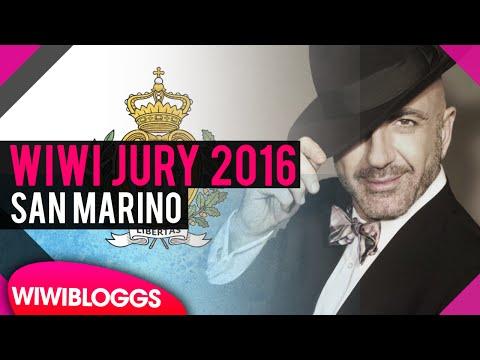 """Eurovision Preview 2016: San Marino - Serhat - """"I Didn"""