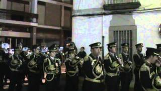 Bendición (Carrera Oficial). Martes Santo. Villanueva de Córdoba 2014. Los Tolitos