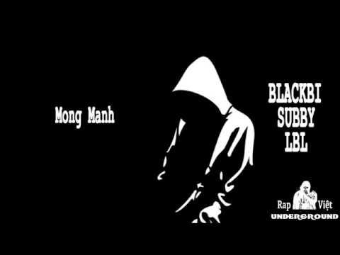 Mong Manh Subby,LBL,Black Bi