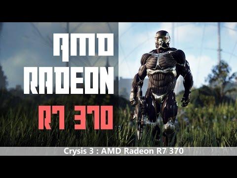Crysis 3 : AMD Radeon R7 370 (High Settings/1080P)