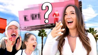 Surprising My Friends with a BILLBOARD + $25,000 GIVEAWAY!!