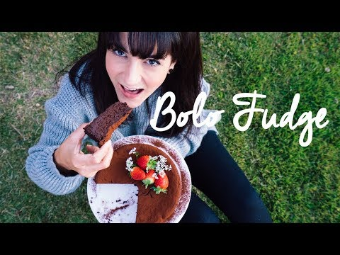 Download Youtube: BOLO FUDGE DE CHOCOLATE: O MAIS MOLHADO, CHOCOLATUDO E CREMOSO DA VIDA I DANI NOCE