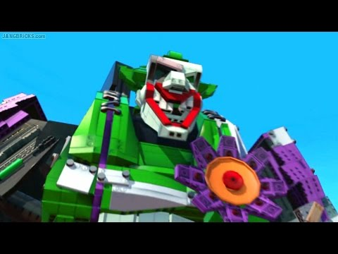 lego dimensions gameplay lord business giant joker. Black Bedroom Furniture Sets. Home Design Ideas