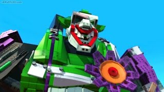 LEGO Dimensions gameplay 🎮 Lord Business & giant Joker mech!