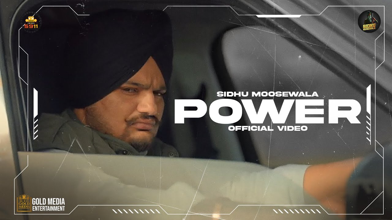 Download Power (Full Video) Sidhu Moose Wala | The Kidd | Sukh Sanghera | Moosetape
