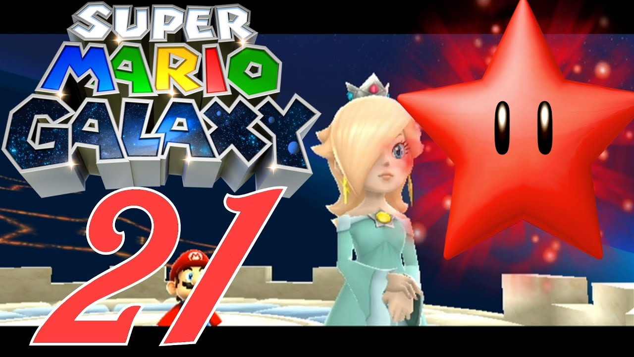 Let\'s Play Super Mario Galaxy - Part 21 Das Kinderzimmer