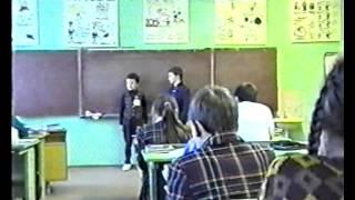Урок литературы 5 класс видео Юркиных 16 10 1997