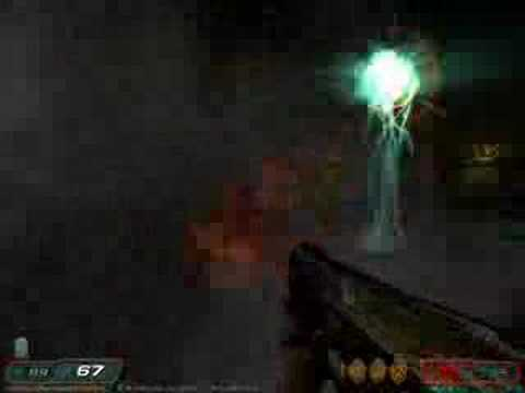 Paul's Gaming - Doom 3: Resurrection of Evil Part10 - Toxic Place