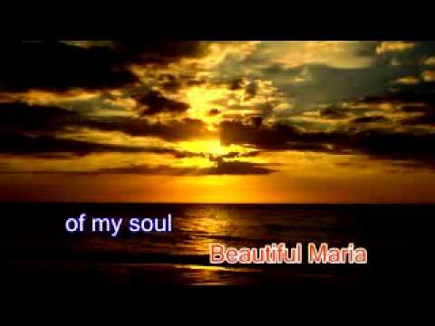 BEAUTIFUL MARIA  - KARAOKE SAMPLE.mpg