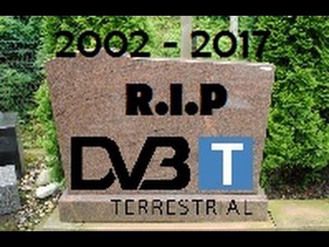 Das Ende einer Ära - DVB T ist TOT! - Die letzten Minuten (N24)