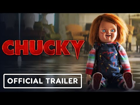 Chucky TV Series - Official Trailer (2021) Brad Dourif, Jennifer Tilly, Devon Sawa