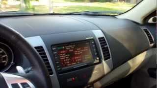 Mitsubishi Outlander 2013 Videos