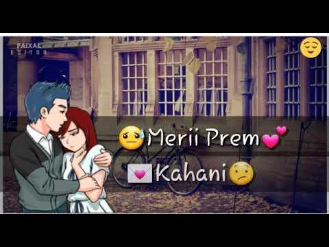 Super Hit Whatsapp Status //kitni Dard Bhari Hai Teri Meri Prem Kahani