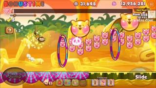 LINE Cookie Run - S8 Coin Farming with Banana Cookie~