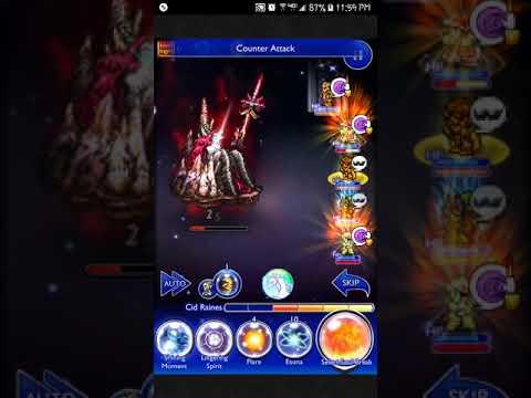 FFRK [Jump Start Battle Dungeon] Lord of the Underworld (FF9) | Hades (Apocalypse +)