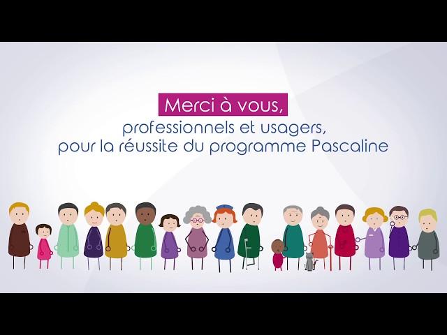 Pascaline vidéo cloture 2017