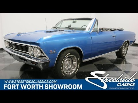 1966 Chevrolet Chevelle | Streetside Classics - The Nation's