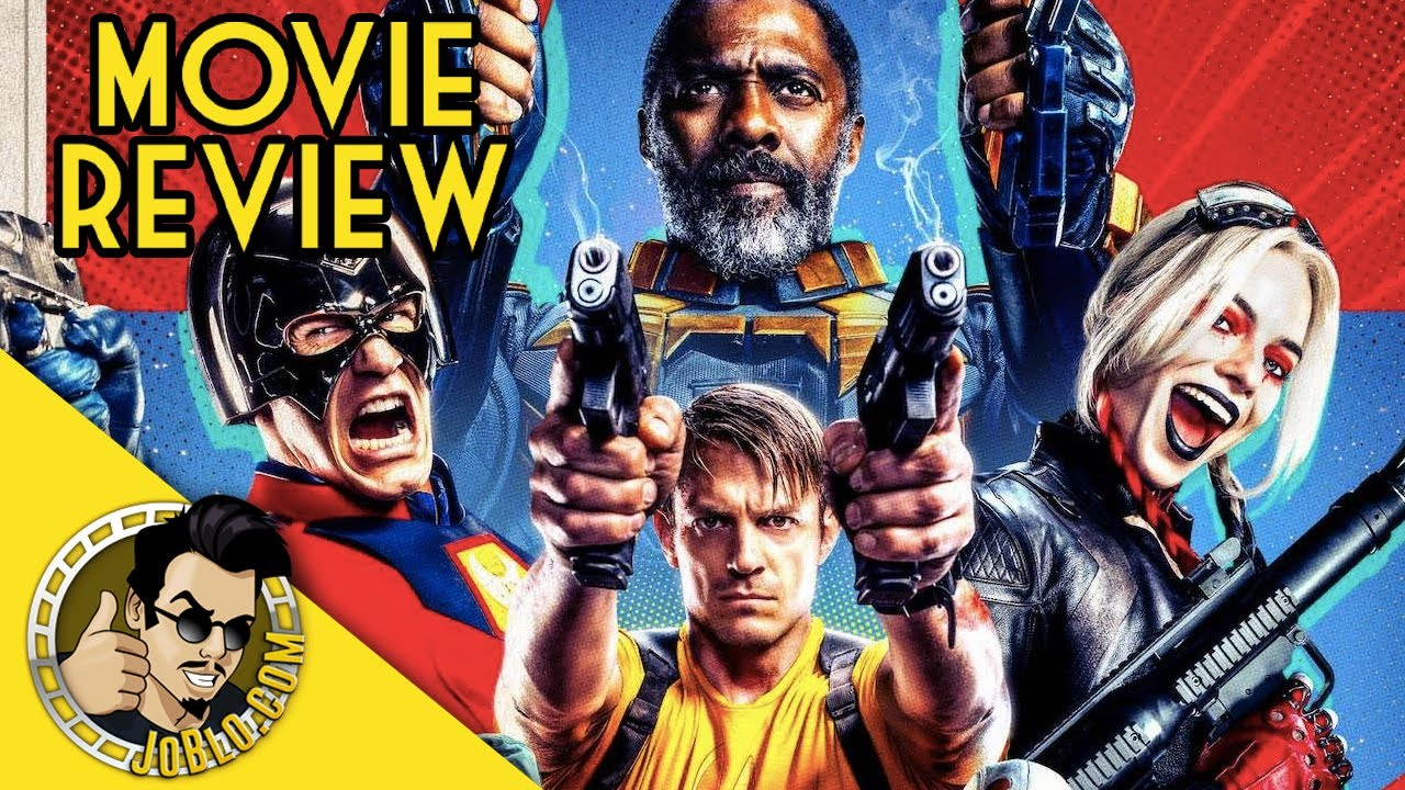 Download THE SUICIDE SQUAD Movie Review (2021) James Gunn