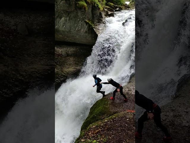 Canyoning gorge de Malvaux outdooractivities