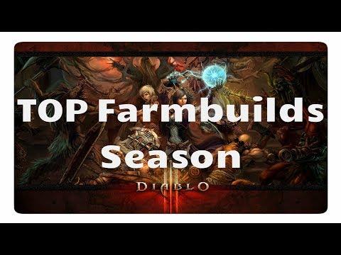 Diablo 3: Die Top Farmbuilds aus der Season