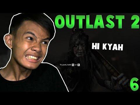 WASAK! | Outlast 2 - Part 6 #Filipino