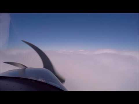Halifax NS RNAV Approach With ATC