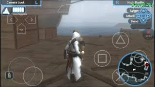 NO PC NO MOD!60 fps assassin's creed bloodlines on android settings only!;)