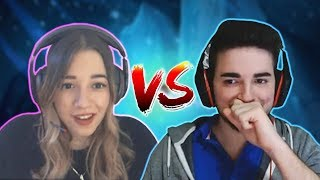 MİAFİTZ VS ZEGABON | LOL 1V1