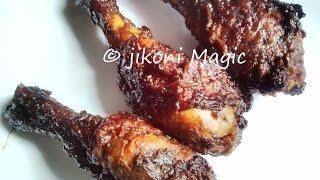 Easy Baked Chicken Drumsticks - JIkoni Magic