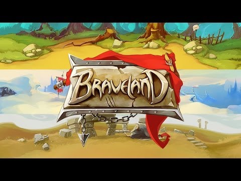 Official Braveland Launch Trailer