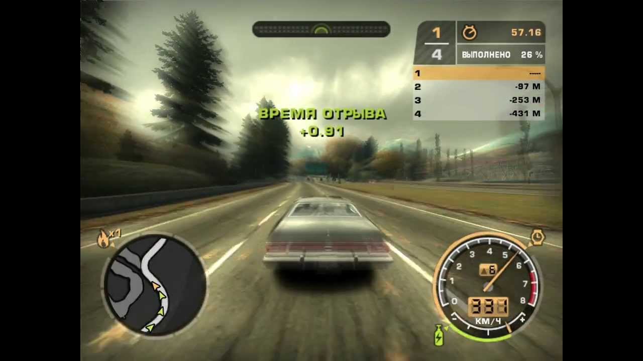 need for speed most wanted ford torino - Ford Gran Torino Need For Speed