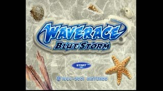 """Wave Race: Blue Storm (Gamecube) """"Normal Circuit"""" Championship Clear (2018.07.08)"""