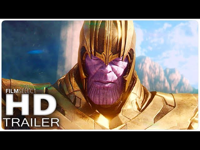 AVENGERS INFINITY WAR Final Trailer Español (2018)