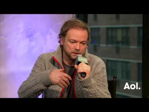 """Emile Hirsch And André Øvredal Talk About The Movie """"The Autopsy of Jane Doe"""""""