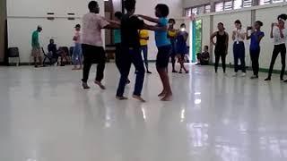 Intro To Latin Dance - Samba (Without music)