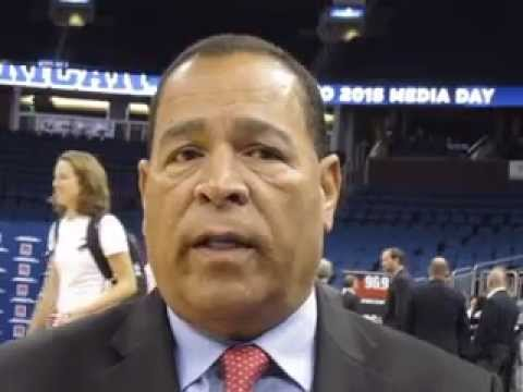 "Kelvin Sampson: ""If I'm not promoting and marketing my program right now,""..."