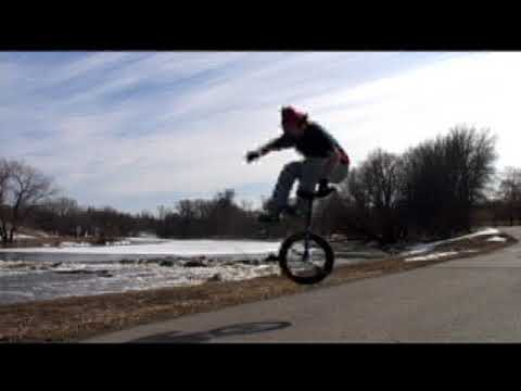 If And Only If: Kevin McMullin Unicycling
