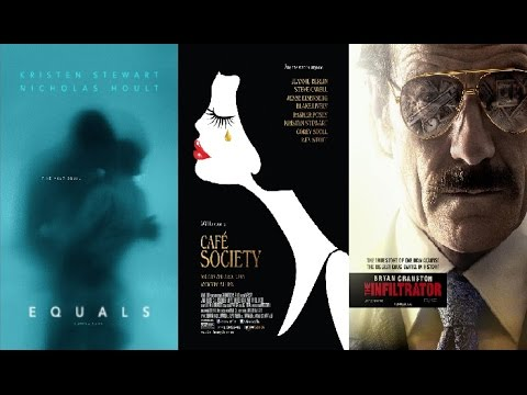 Trailer Thursdays: Equals, Café Society, The Infiltrator