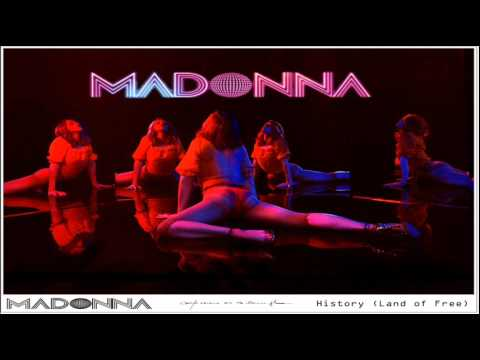 Madonna - History (Land Of The Free)