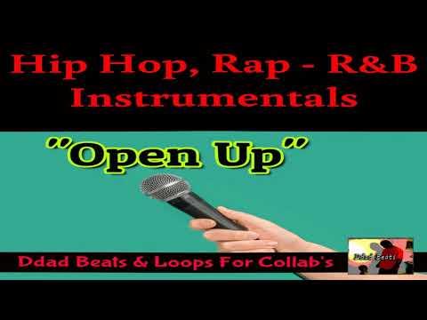 """Open Up"" [FREE] Trap Type Beat (By Commission) - 90's Old School Boom Bap Hip Hop Lofi Beats"