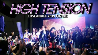Download lagu 「MNL48」High Tension Performance | Coslandia FINALE
