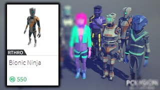 Roblox BOUGHT Sus paquetes Rthro..?
