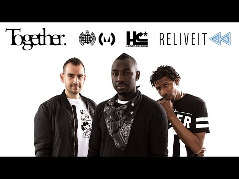 The Heartless Crew - HLC - Ministry of Sound - MoS - Together. - 360 VR - 15/04/17