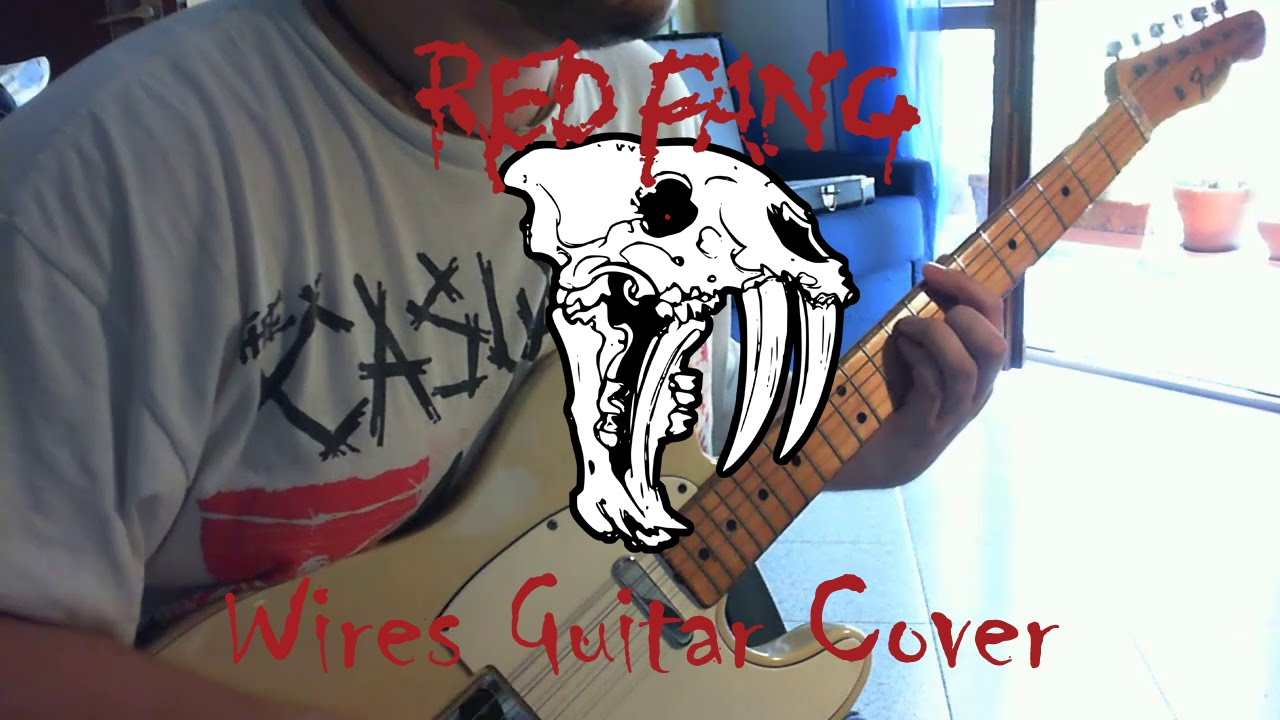 Red Fang - Wires (Guitar Cover HD By Giovanni Fontanella) - YouTube